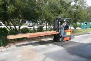 Custom Made Portable Loading Dock