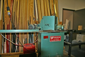 Metal Moulding Saw