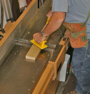 SCMI 16 inch jointer