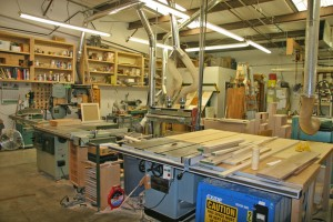 Woodworking Shop 2